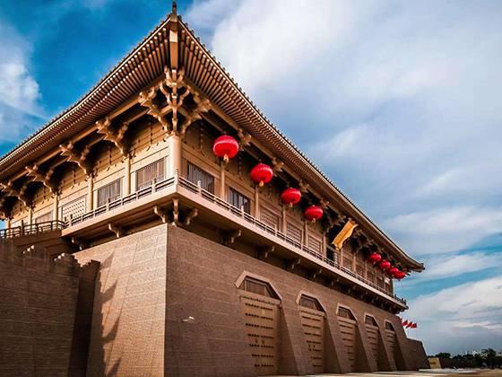 【西安全景5日游】 陕西旅游华清宫兵马俑法门寺纯玩旅游